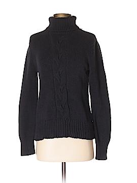Lands' End Canvas Turtleneck Sweater Size S