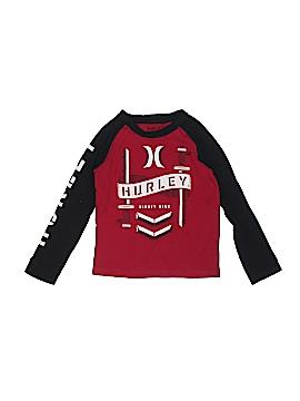 Hurley Long Sleeve T-Shirt Size 5