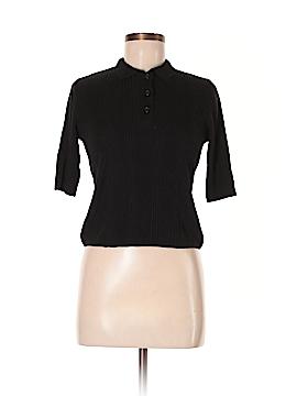 Monki 3/4 Sleeve Polo Size M