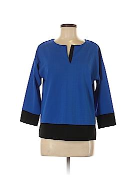 Jones New York Collection 3/4 Sleeve Blouse Size M