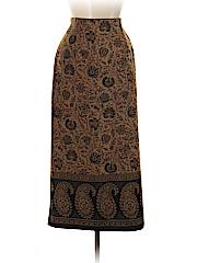 Briggs New York Women Casual Skirt Size 8 (Petite)