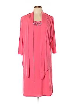 Covington Casual Dress Size L