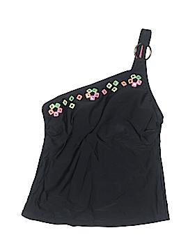 Xhilaration Swimsuit Top Size M