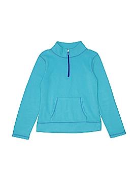 Danskin Now Fleece Jacket Size 10