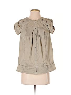 Joie Short Sleeve Button-Down Shirt Size XS