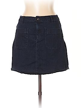 Maison Jules Denim Skirt Size 12