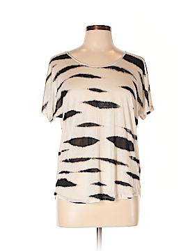 Kensie Short Sleeve Top Size L