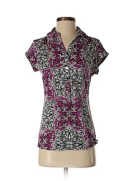 Alfani Short Sleeve Blouse Size S