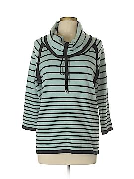 Per Se By Carlisle Silk Pullover Sweater Size L