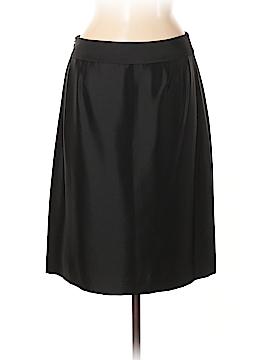 Ann Taylor Silk Skirt Size 8 (Petite)