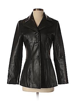 BP. Leather Jacket Size S