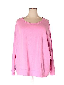 Faded Glory Sweatshirt Size 5X (Plus)