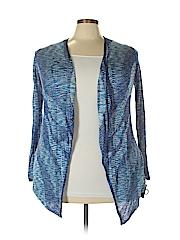 INC International Concepts Women Cardigan Size 0X (Plus)
