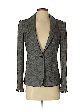 Zara Basic Wool Blazer Size S