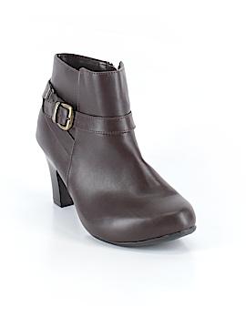 Sole Senseability Women Ankle Boots Size 8 1/2