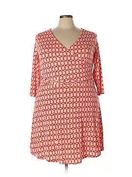 Rush Casual Dress Size 2X (Plus)