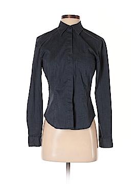 Express Long Sleeve Button-Down Shirt Size 5 - 6