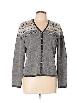 Jillian Jones Wool Cardigan Size L