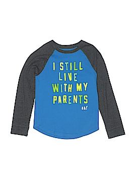 Abercrombie Long Sleeve T-Shirt Size 9-10