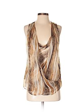 Iris Setlakwe Sleeveless Blouse Size 4