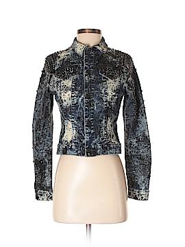 Robin's Jean Denim Jacket Size S