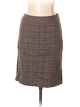 Badgley Mischka Wool Skirt Size 6