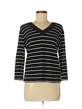 Chaps Long Sleeve T-Shirt Size L