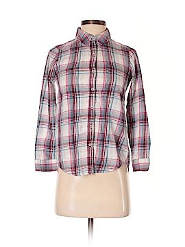 Treasure & Bond Long Sleeve Button-Down Shirt Size 12