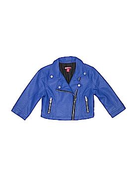 Bongo Faux Leather Jacket Size 6