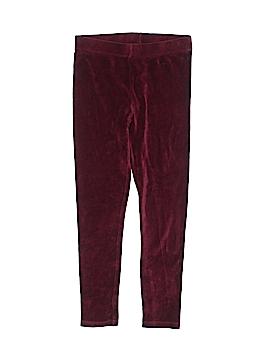 Mini Boden Velour Pants Size 6 - 7
