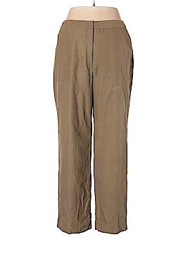 Caslon Casual Pants Size 16