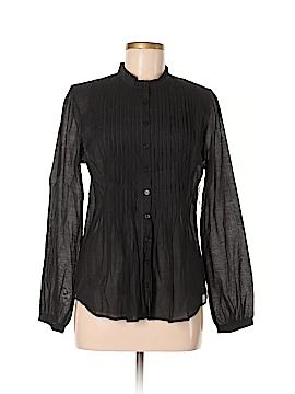 A.n.a. A New Approach Long Sleeve Button-Down Shirt Size M