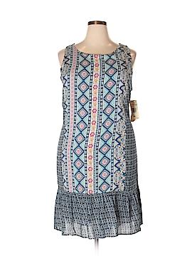 Eyeshadow Casual Dress Size 2X (Plus)