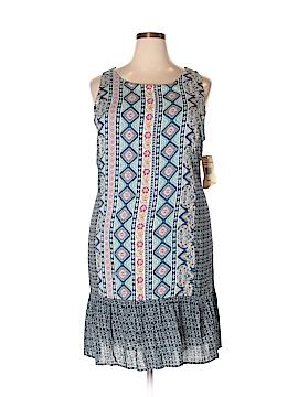 Eyeshadow Casual Dress Size 1X (Plus)
