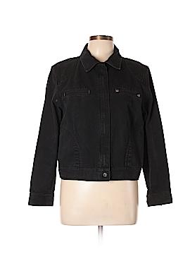 Liz Claiborne Denim Jacket Size L (Petite)