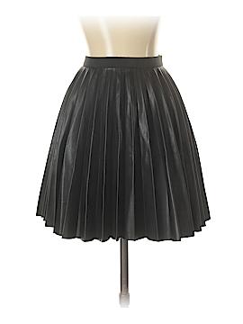 Bethany Mota for Aeropostale Faux Leather Skirt Size M