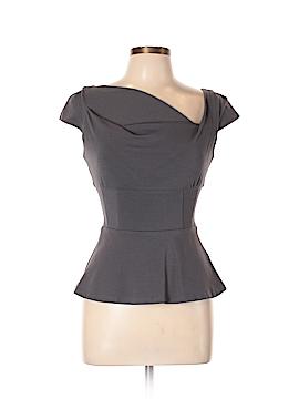 Eva Franco Short Sleeve Top Size L