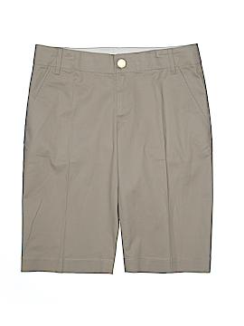 Tory Burch Khaki Shorts Size 0