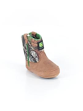 John Deere Booties Size 2