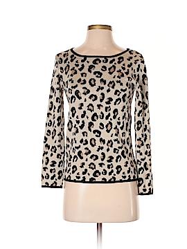 Velvet Pullover Sweater Size S