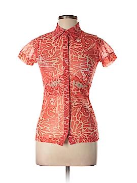 Mexx Short Sleeve Blouse Size M