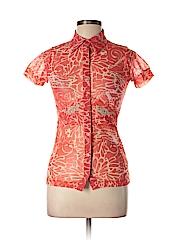 Mexx Women Short Sleeve Blouse Size M