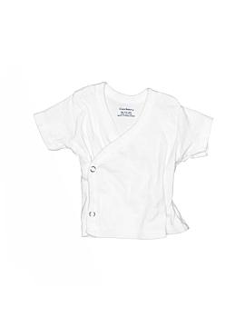 Gerber Short Sleeve Button-Down Shirt Newborn