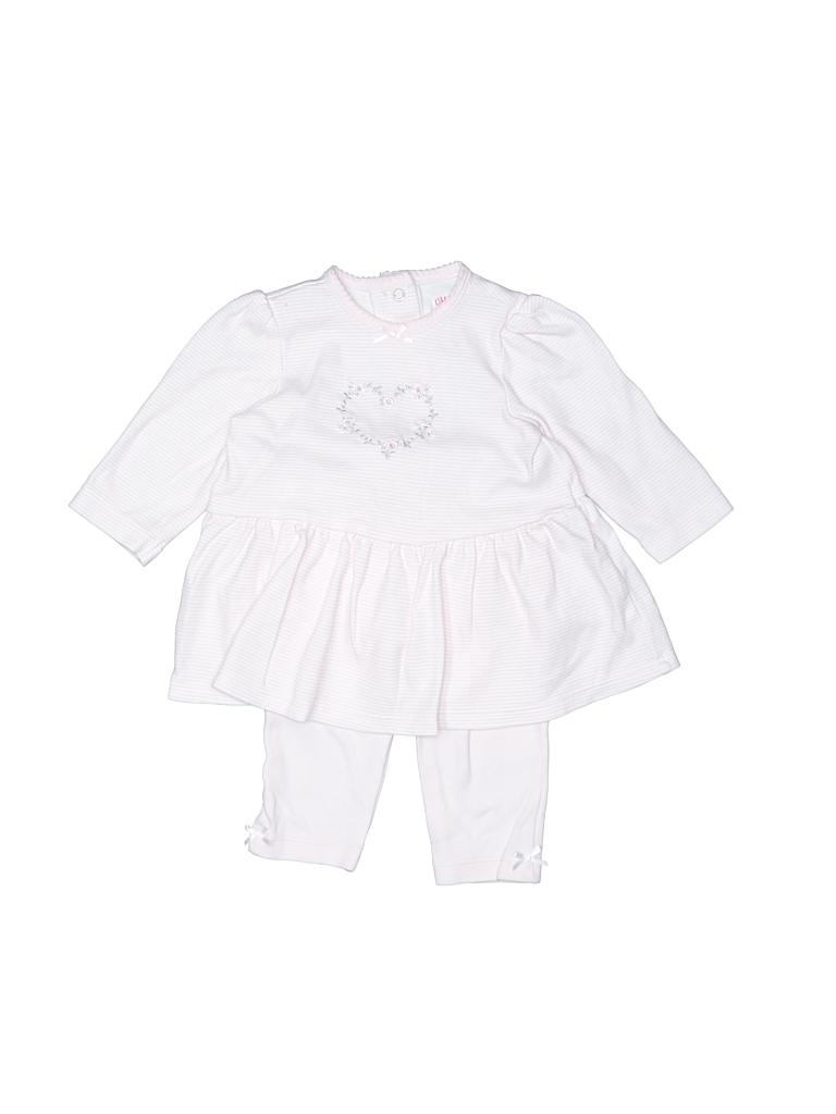 Little Me Girls Long Sleeve Top Size 9
