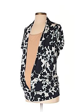 Olian Short Sleeve Top Size S (Maternity)