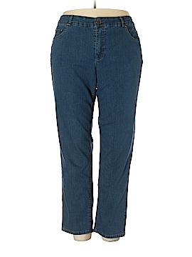 Just My Size Jeans Size 22 Plus (Plus)