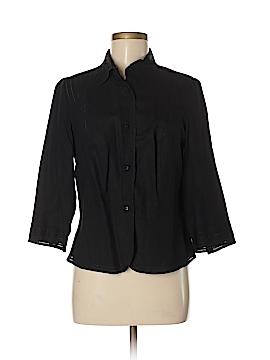 Sag Harbor Long Sleeve Blouse Size 8