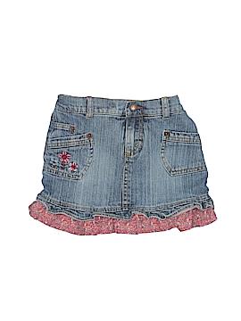 Levi Strauss Signature Denim Skirt Size 5T