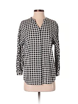 Johnston & Murphy 3/4 Sleeve Blouse Size XS