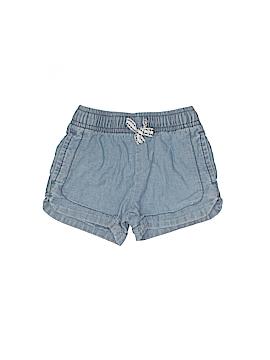 Carter's Denim Shorts Size 12 mo
